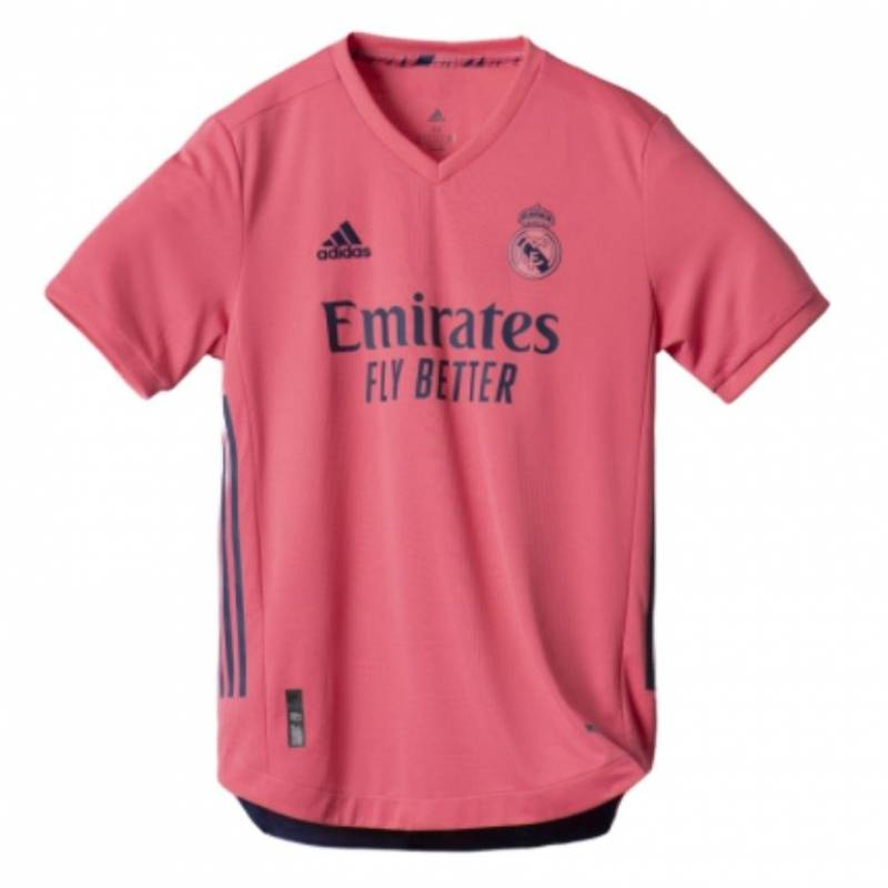 Camiseta Real Madrid CF exterior 2020/2021