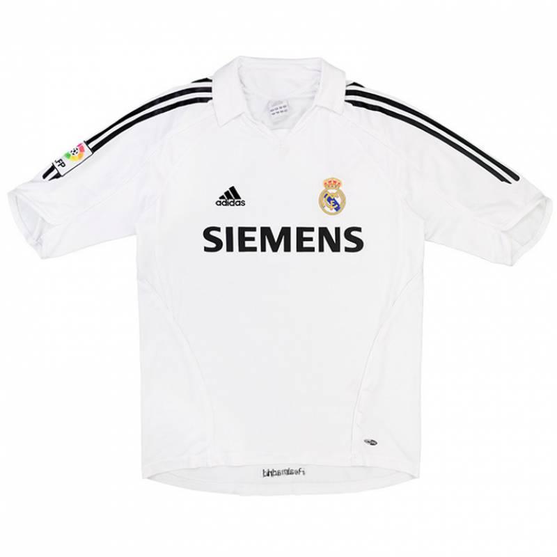 Camiseta Real Madrid CF casa 2005/2006