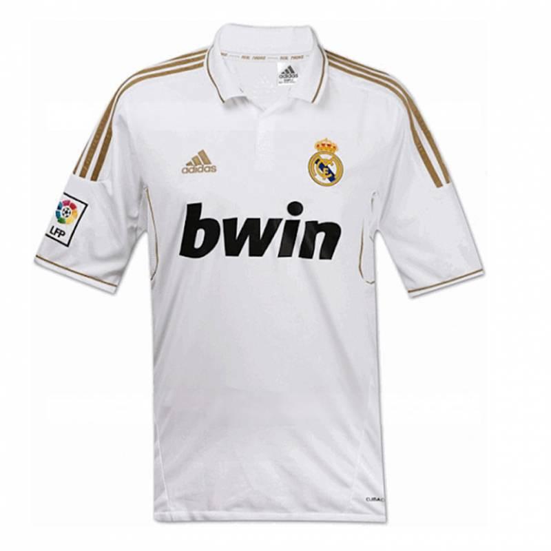 Camiseta Real Madrid CF casa 2011/2012