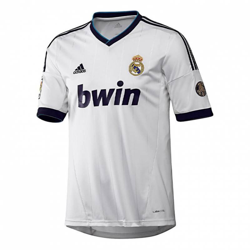 Camiseta Real Madrid CF casa 2012/2013
