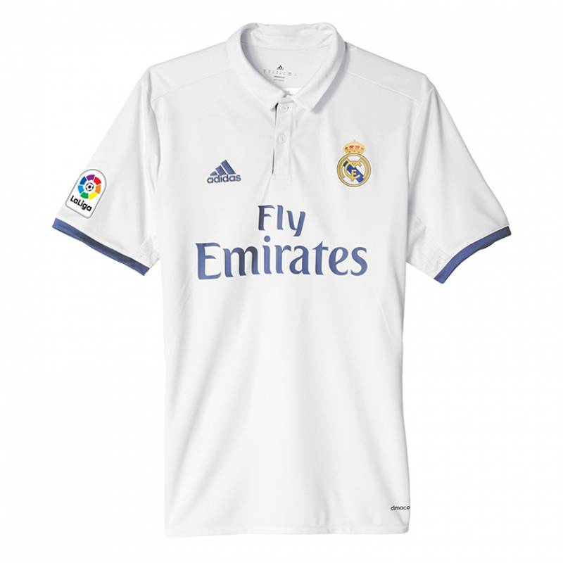 Camiseta Real Madrid CF casa 2016/2017