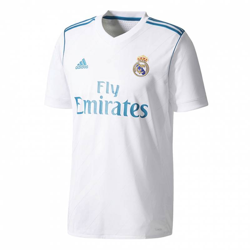 Camiseta Real Madrid CF casa 2017/2018