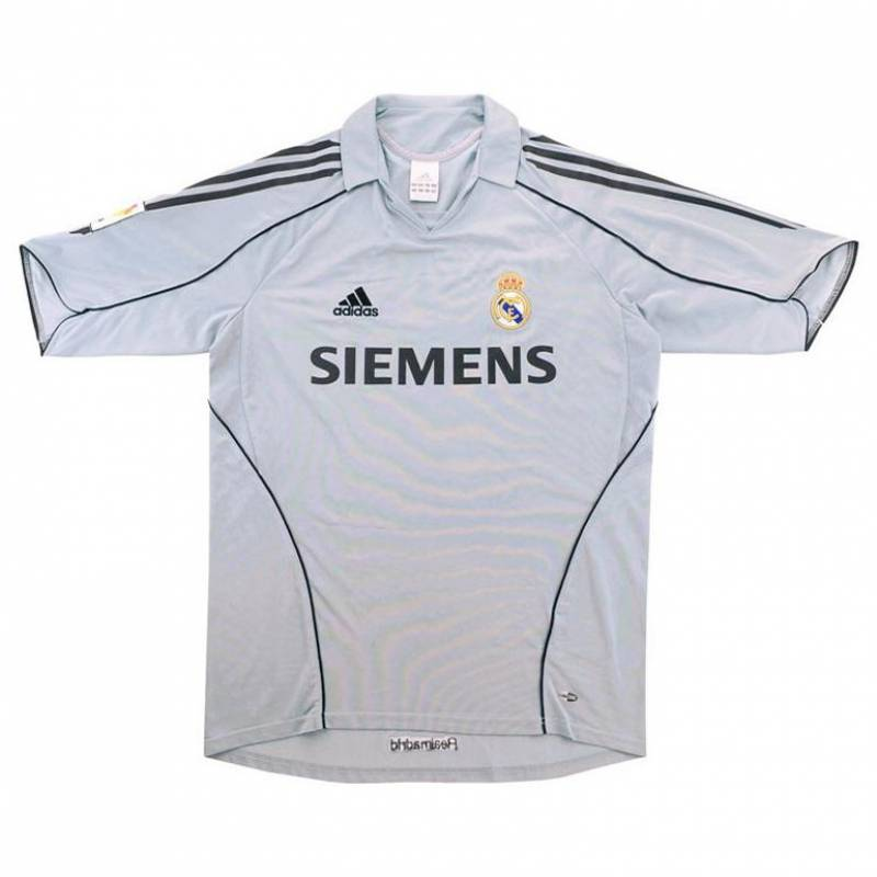 Camiseta Real Madrid CF tercera 2005/2006