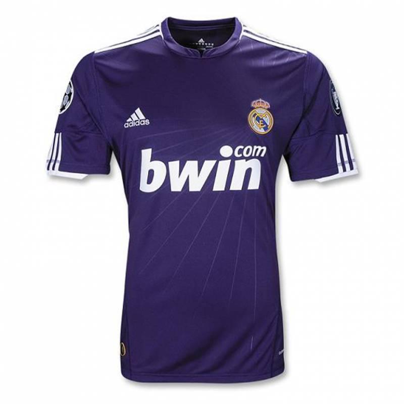 Camiseta Real Madrid CF tercera 2010/2011