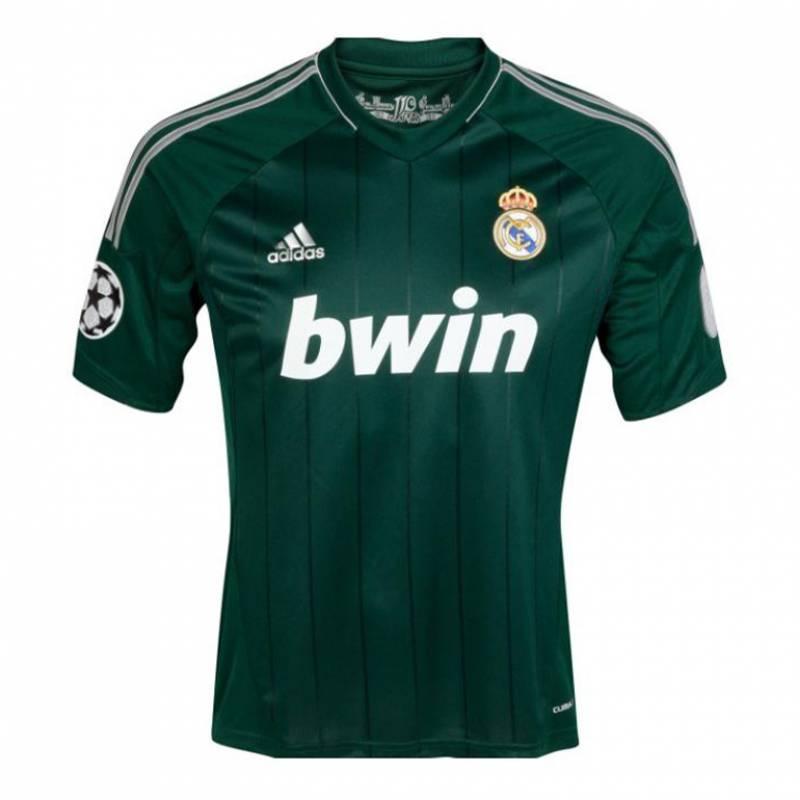 Camiseta Real Madrid CF tercera 2012/2013