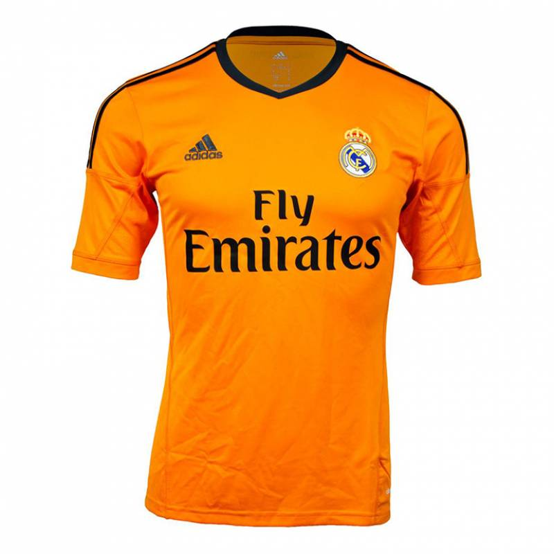 Camiseta Real Madrid CF tercera 2013/2014