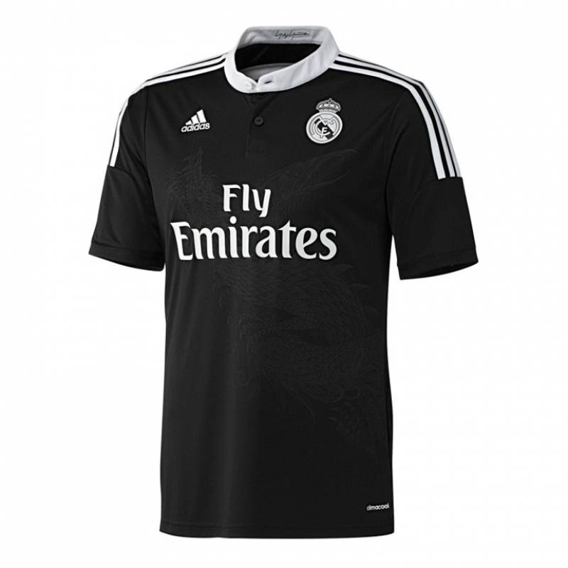 Camiseta Real Madrid CF tercera 2014/2015