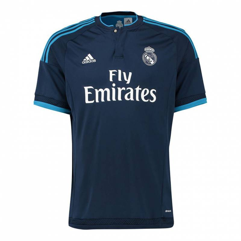 Camiseta Real Madrid CF tercera 2015/2016
