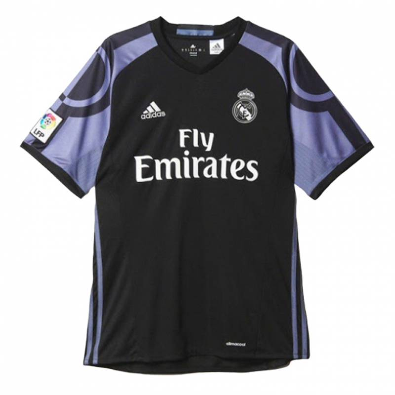 Camiseta Real Madrid CF tercera 2016/2017