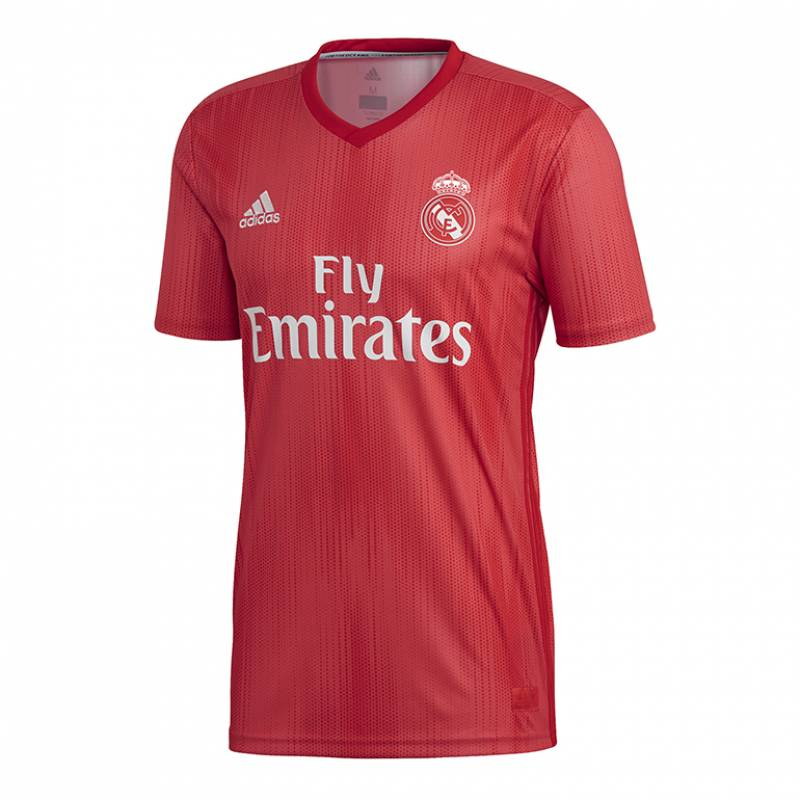 Camiseta Real Madrid CF tercera 2018/2019