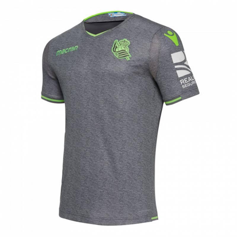 Camiseta Real Sociedad exterior 2018/2019