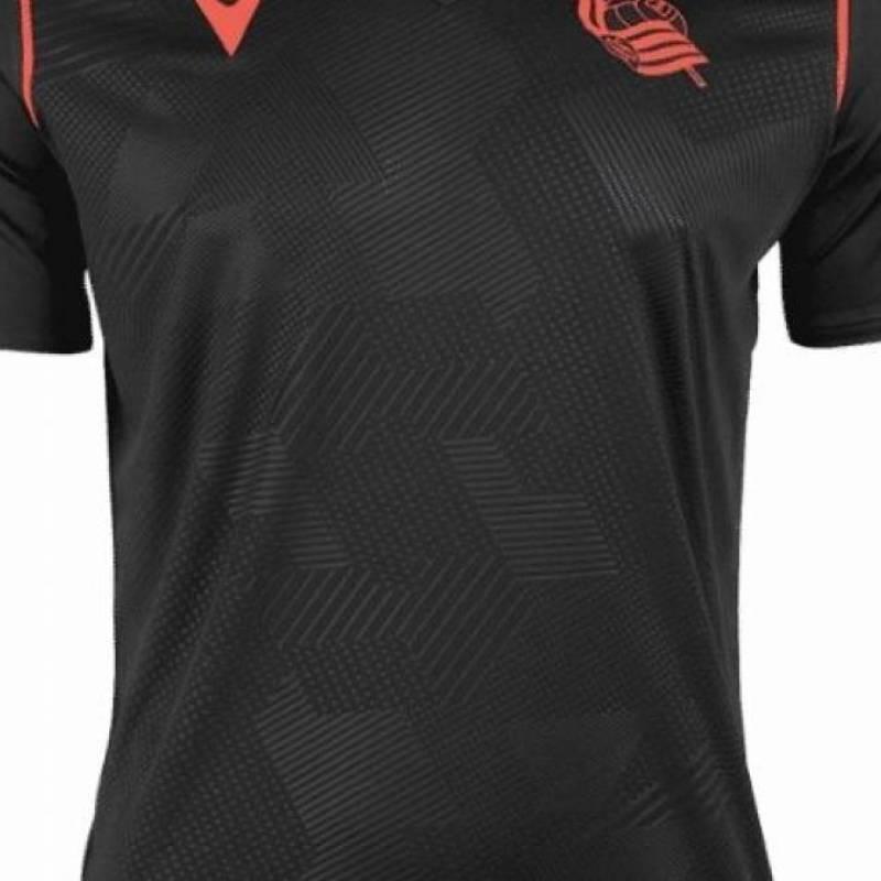Camiseta Real Sociedad exterior 2020/2021