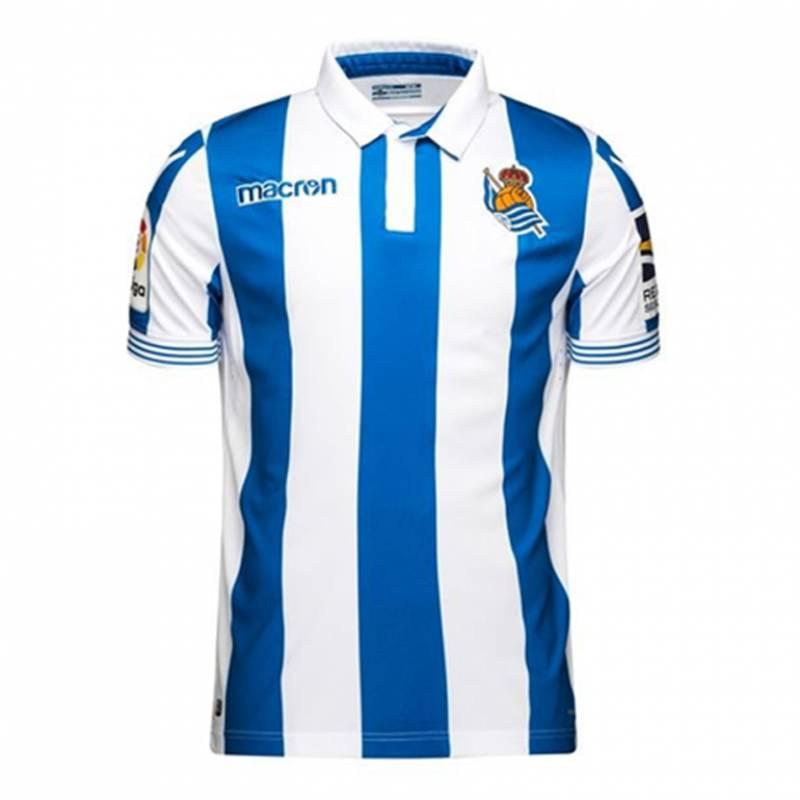 Camiseta Real Sociedad casa 2018/2019
