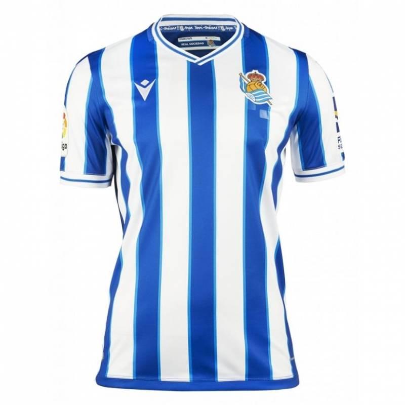 Camiseta Real Sociedad casa 2020/2021