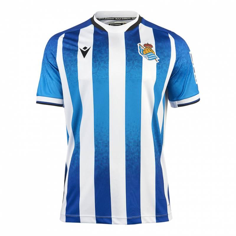Camiseta Real Sociedad casa 2021/2022
