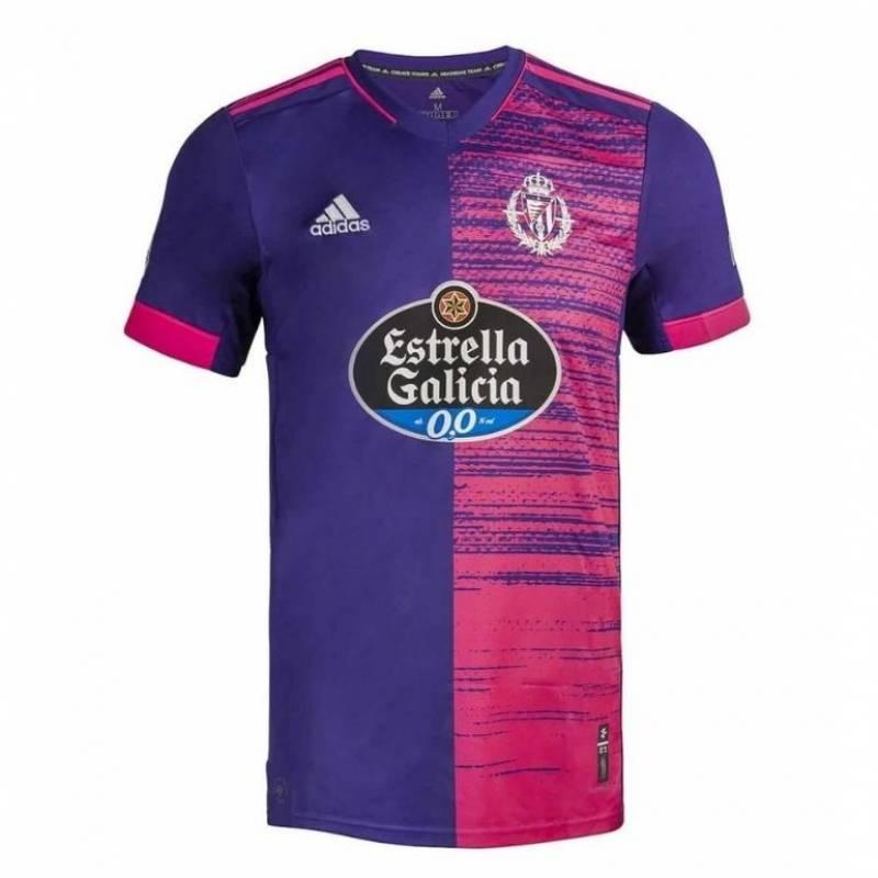 Camiseta Real Valladolid exterior 2020/2021