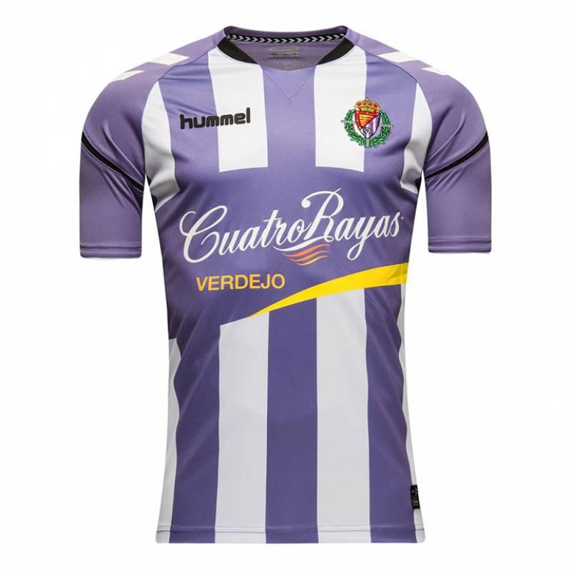 Camiseta Real Valladolid casa 2017/2018