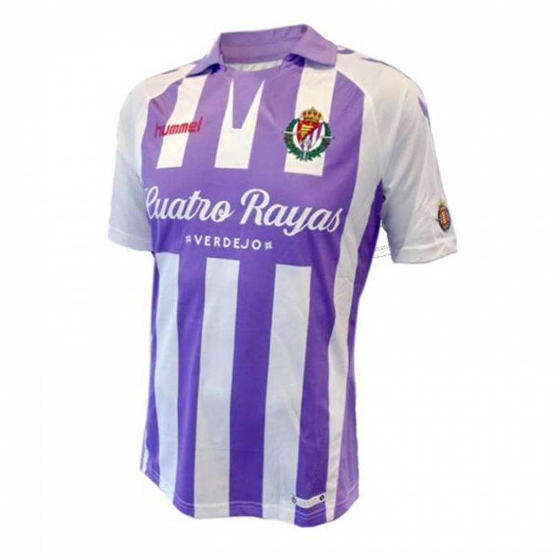 Camiseta Real Valladolid casa 2018/2019