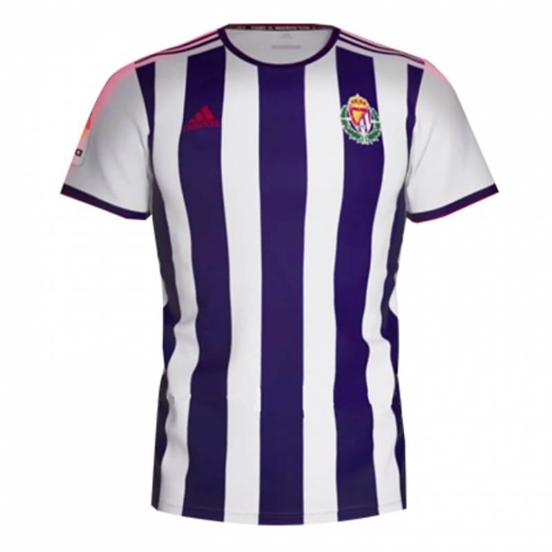 Camiseta Real Valladolid casa 2019/2020