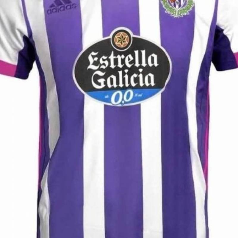 Camiseta Real Valladolid casa 2020/2021