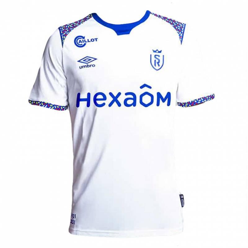 Camiseta Reims exterior 2020/2021