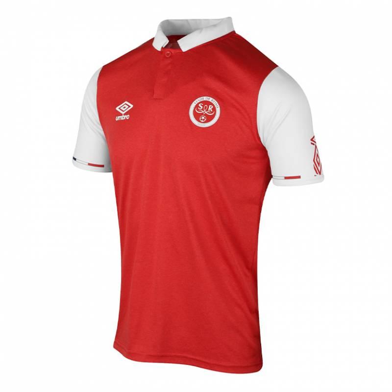Camiseta Reims casa 2019/2020