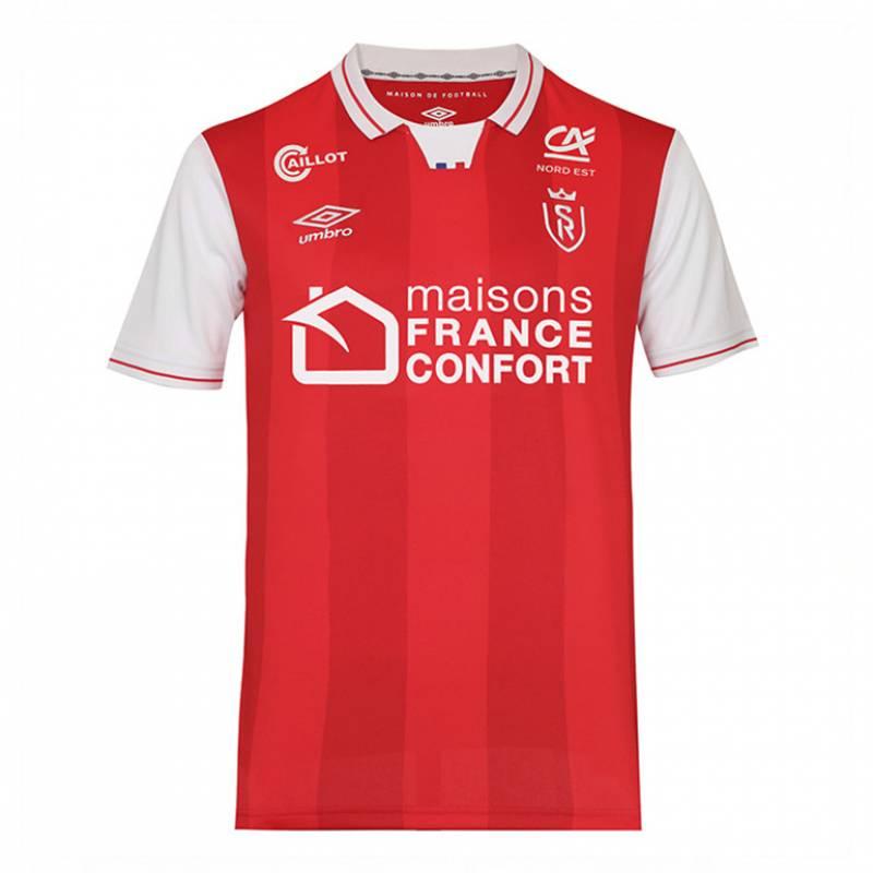 Camiseta Reims casa 2021/2022