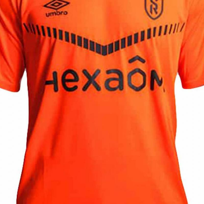 Camiseta Reims tercera 2020/2021