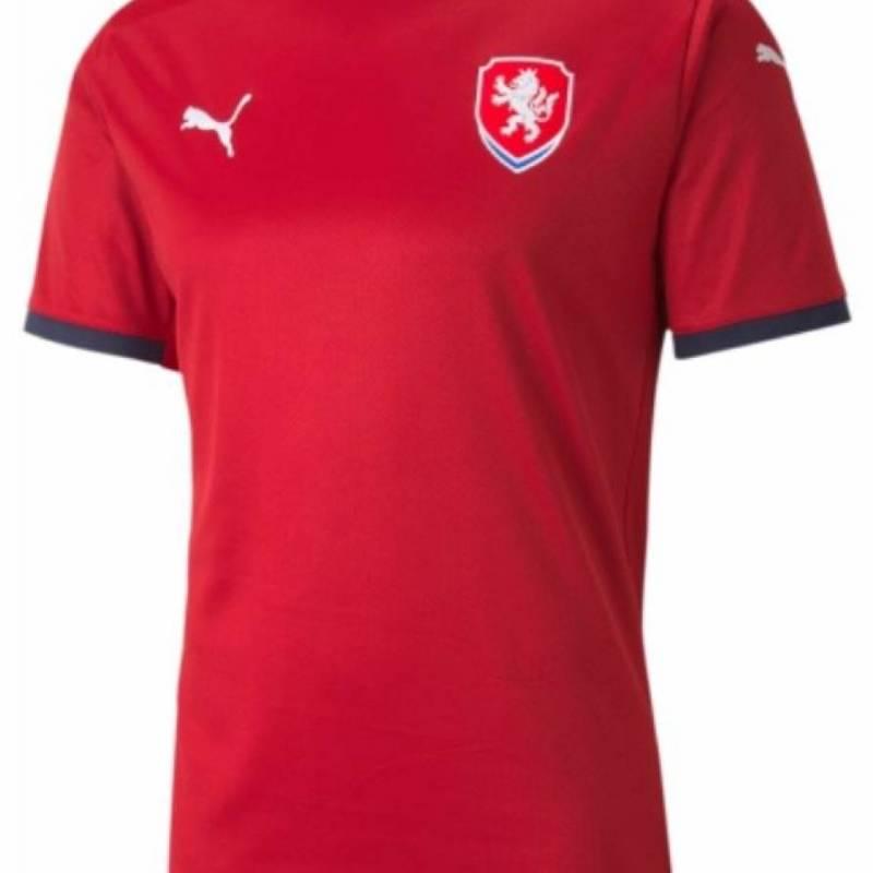 Camiseta Rep. Checa casa 2020