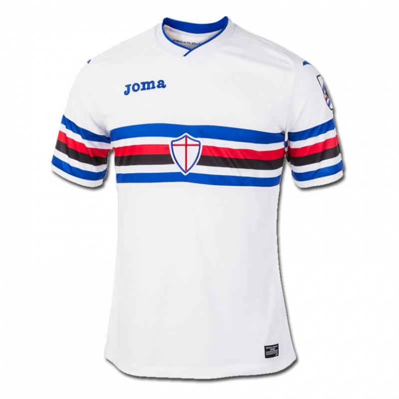 Camiseta Sampdoria exterior 2017/2018