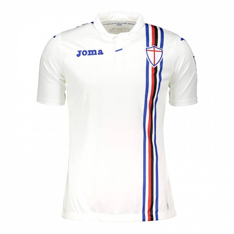 Camiseta Sampdoria exterior 2018/2019