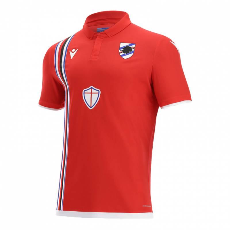 Camiseta Génova exterior 2021/2022