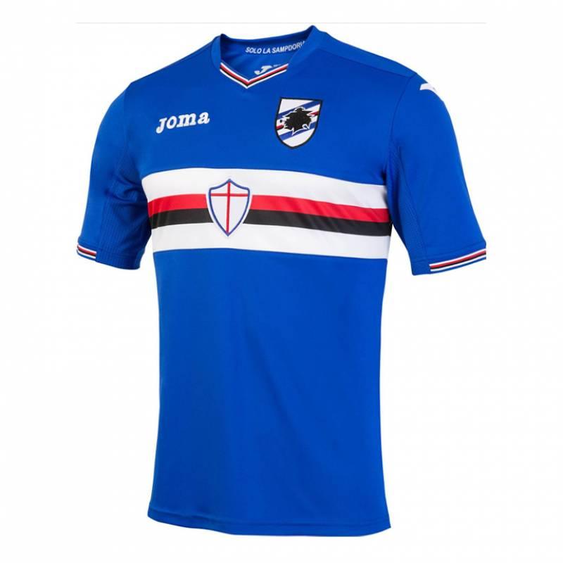Camiseta Sampdoria casa 2017/2018