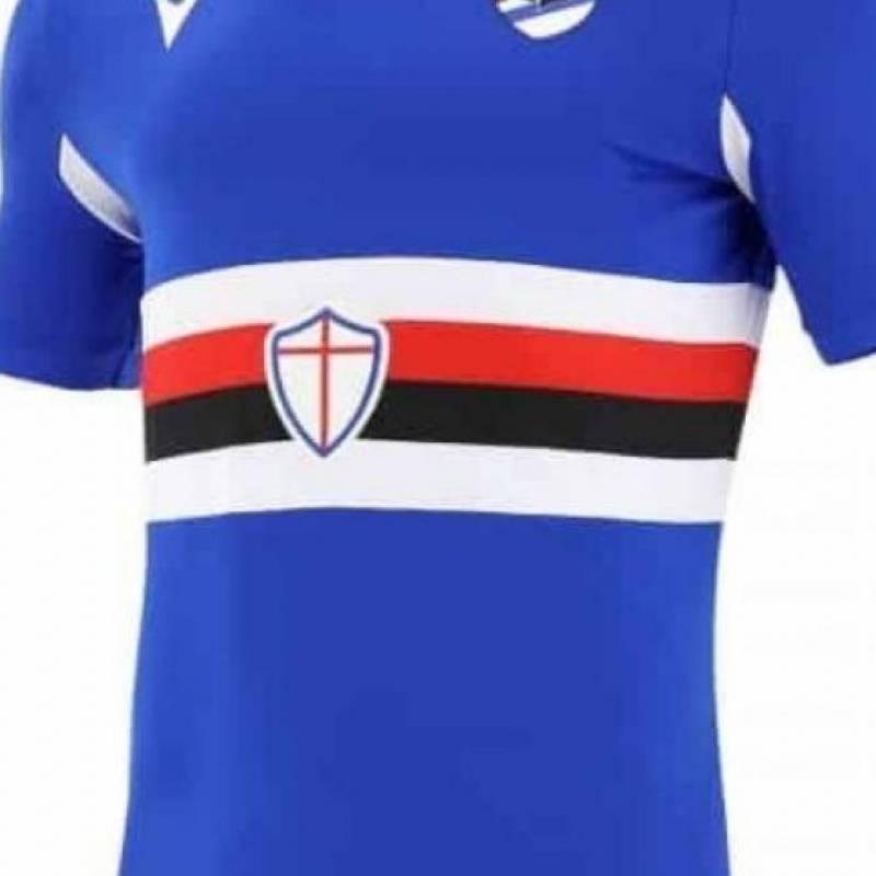 Camiseta Sampdoria casa 2020/2021
