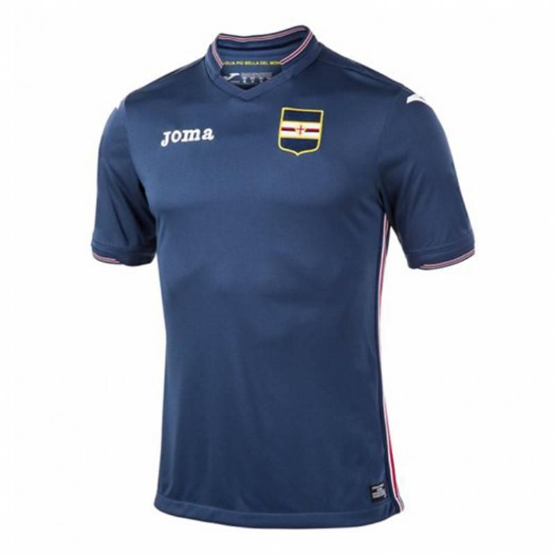 Camiseta Sampdoria tercera 2017/2018