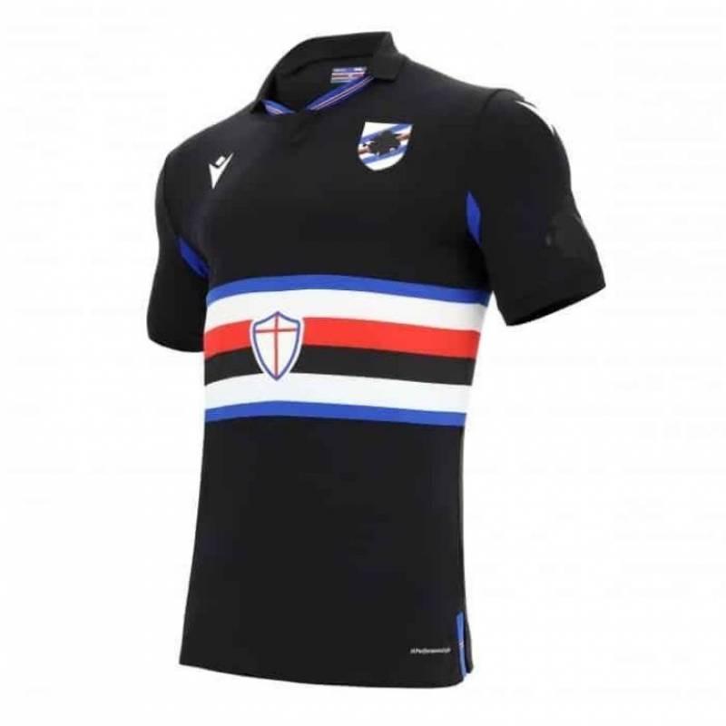 Camiseta Sampdoria tercera 2020/2021
