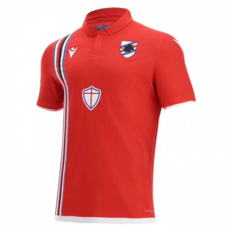 Camiseta Sampdoria tercera 2021/2022
