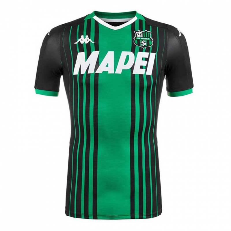 Camiseta Sassuolo casa 2019/2020