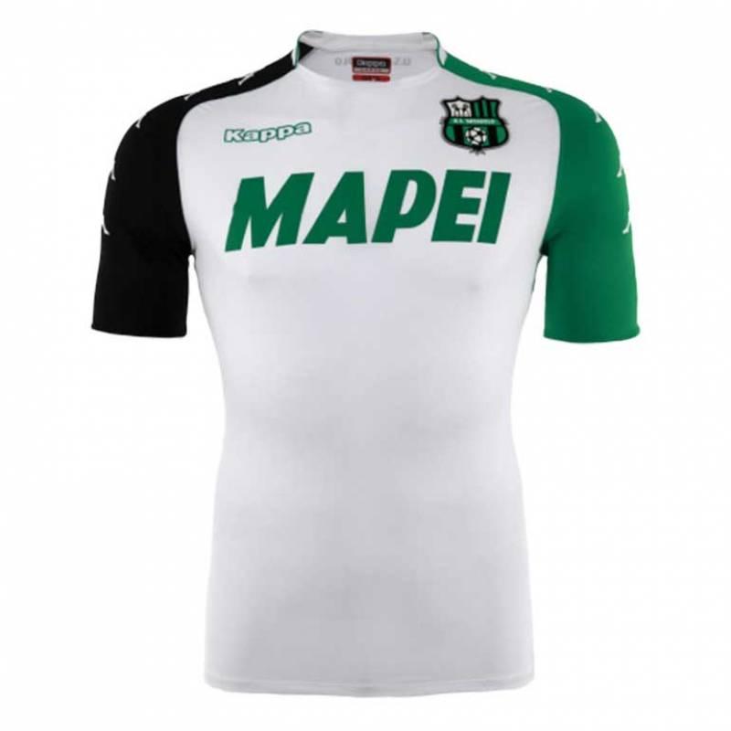 Camiseta Sassuolo exterior 2017/2018