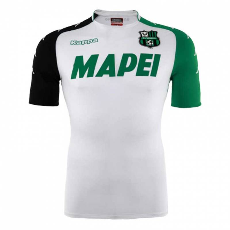 Camiseta Sassuolo casa 2017/2018