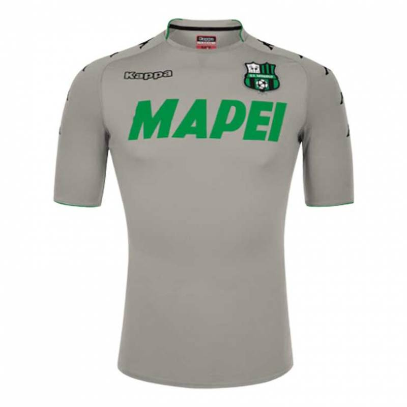 Camiseta Sassuolo tercera 2017/2018