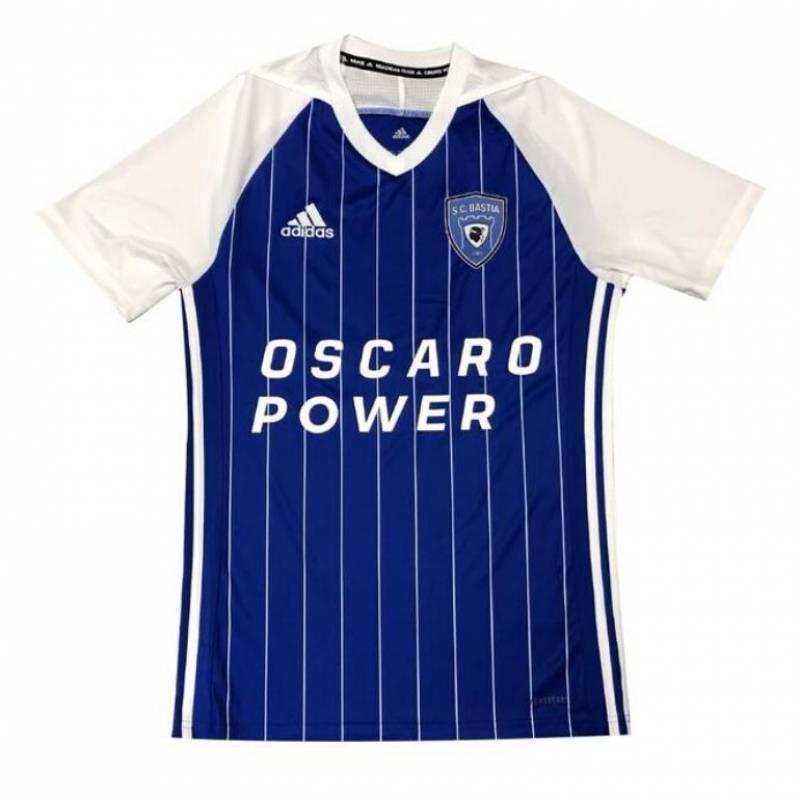 Camiseta Bastia casa 2020/2021