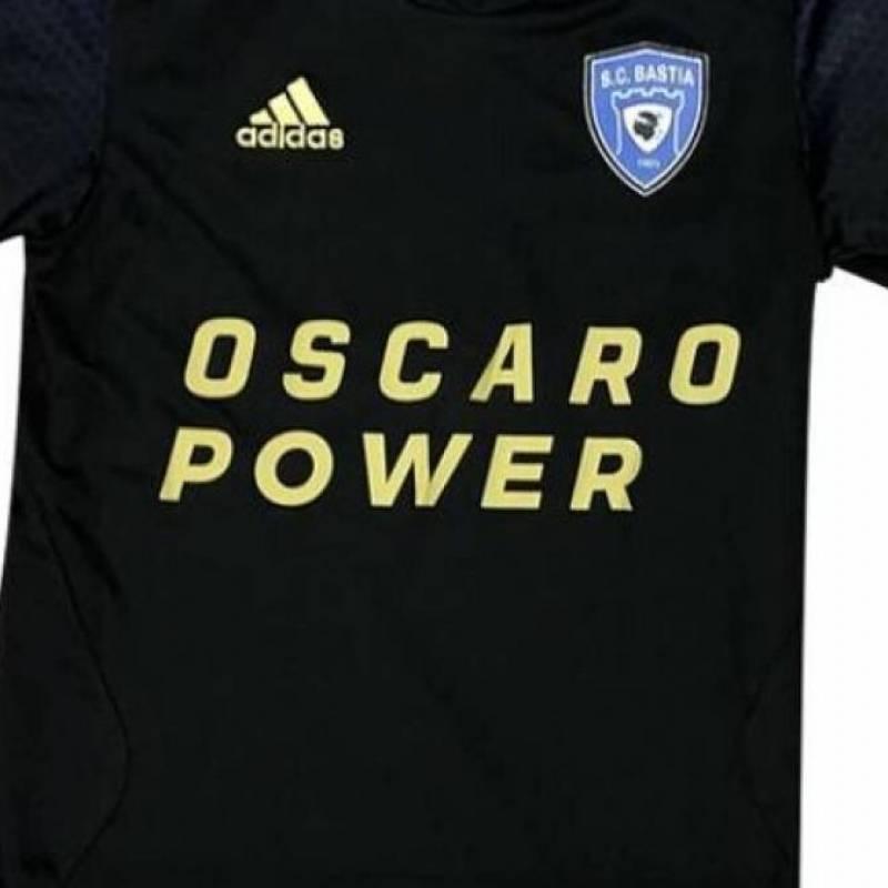 Camiseta Bastia tercera 2020/2021