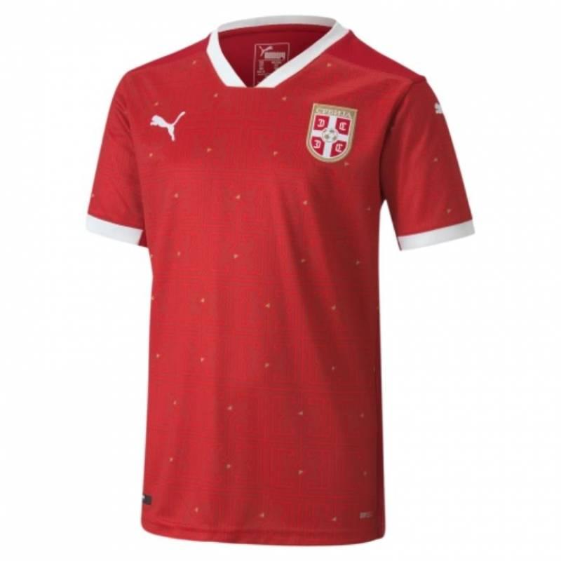 Camiseta Serbia casa 2020