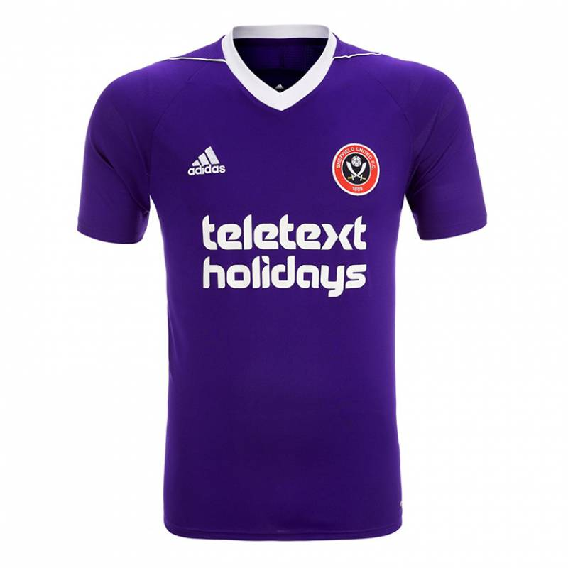 Camiseta Sheffield United exterior 2017/2018