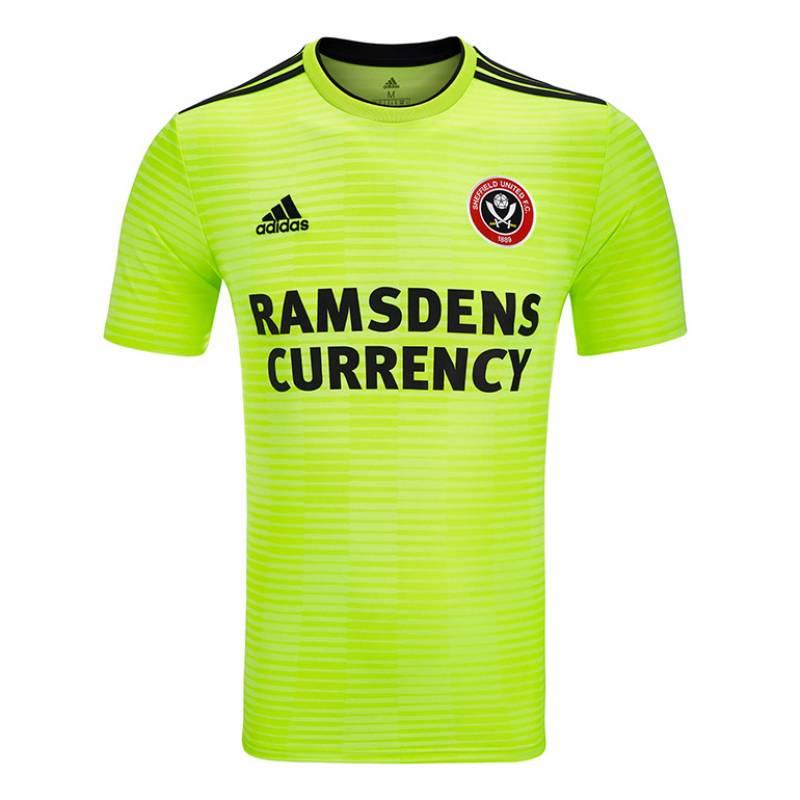Camiseta Sheffield United exterior 2018/2019