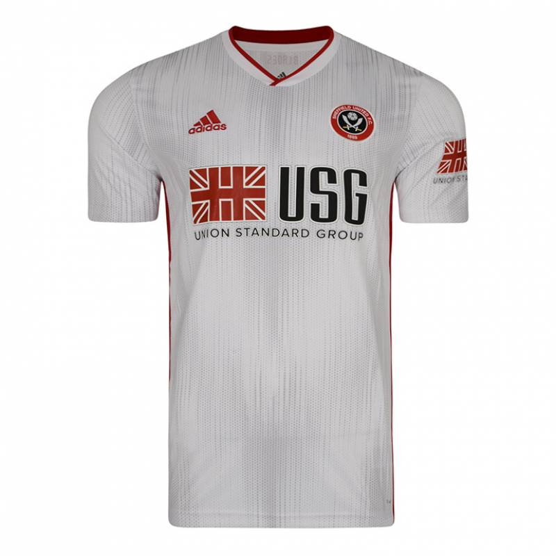 Camiseta Sheffield United exterior 2019/2020