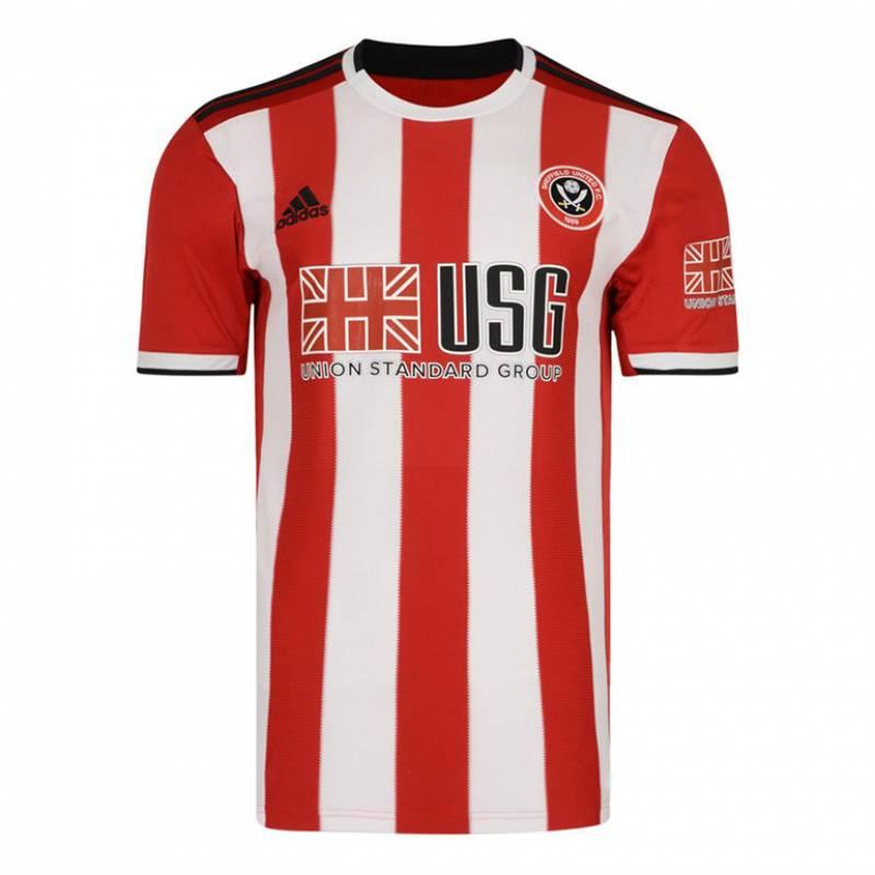 Camiseta Sheffield United casa 2019/2020