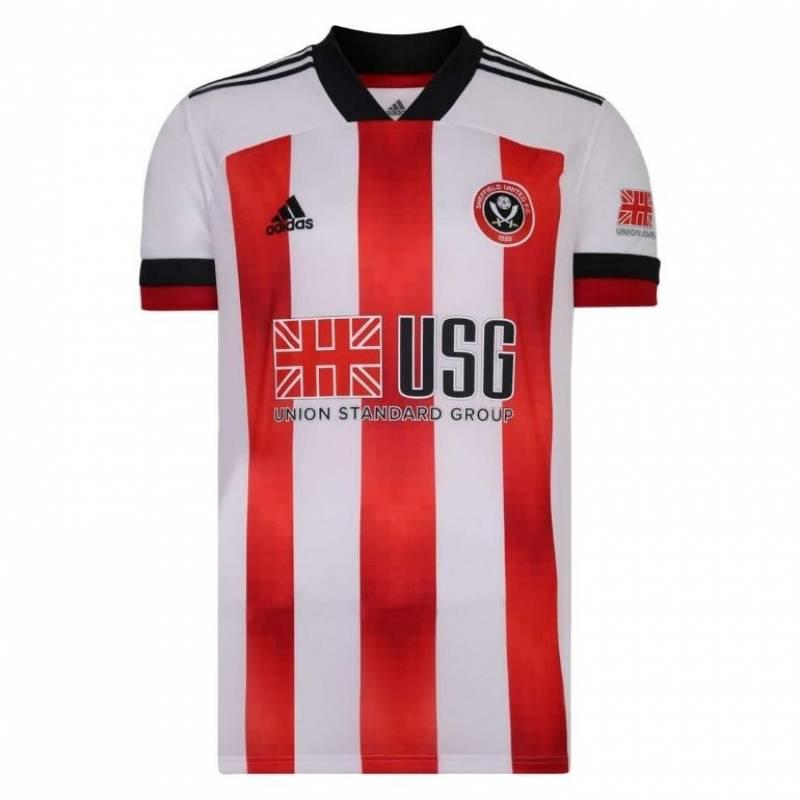 Camiseta Sheff Utd casa 2020/2021