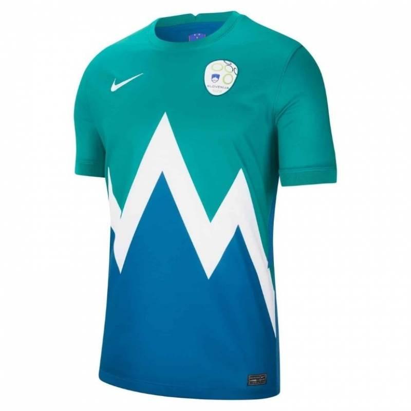 Camiseta Eslovenia casa 2020
